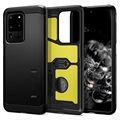 Custodia Spigen Tough Armor per iPhone 11 Pro Max - Nera