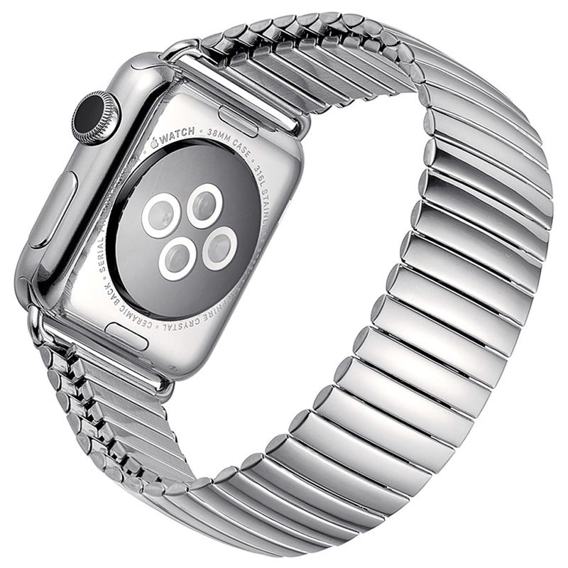 Apple Watch Series 5/4/3/2/1 Stainless Steel Expansion Band