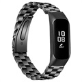 Samsung Galaxy Fit e Stainless Steel Strap - Black