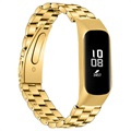Samsung Galaxy Fit e Stainless Steel Strap - Gold