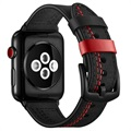 Cinturino in Pelle Stitched per Apple Watch Series 5/4/3/2/1 - 42mm, 44mm
