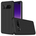Cover Ibrida Suitcase per Samsung Galaxy S10+