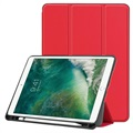 Custodia Folio Tri-fold per iPad Air (2019) / iPad Pro 10.5 - Rosso