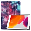 Custodia Smart Folio Tri-Fold per iPad 10.2 - Galassia