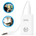 Twelve South AirFly Wireless Transmitter for Apple AirPods - White