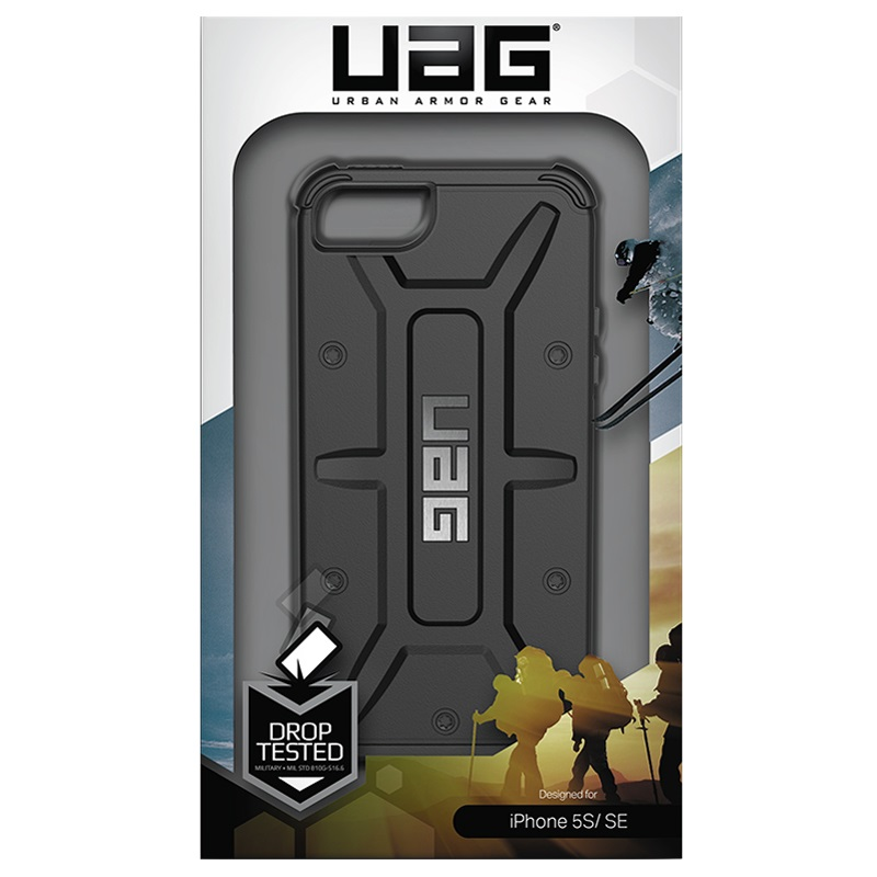 custodia uag iphone 5s