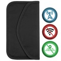 Universal Anti-Radiation & Signal Blocking Case - Black