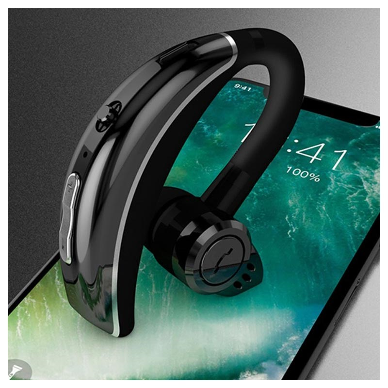 Universal Waterproof Bluetooth Headset - IPX6 - Black