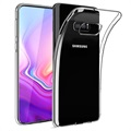 Cover in TPU Usams Primary Color per Samsung Galaxy S10e - Trasparente