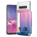 Cover VRS Damda Shield Clear per Samsung Galaxy S10