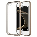 Bumper VRS Design Crystal Series Case per iPhone 5 / 5S / SE - Oro Splendente