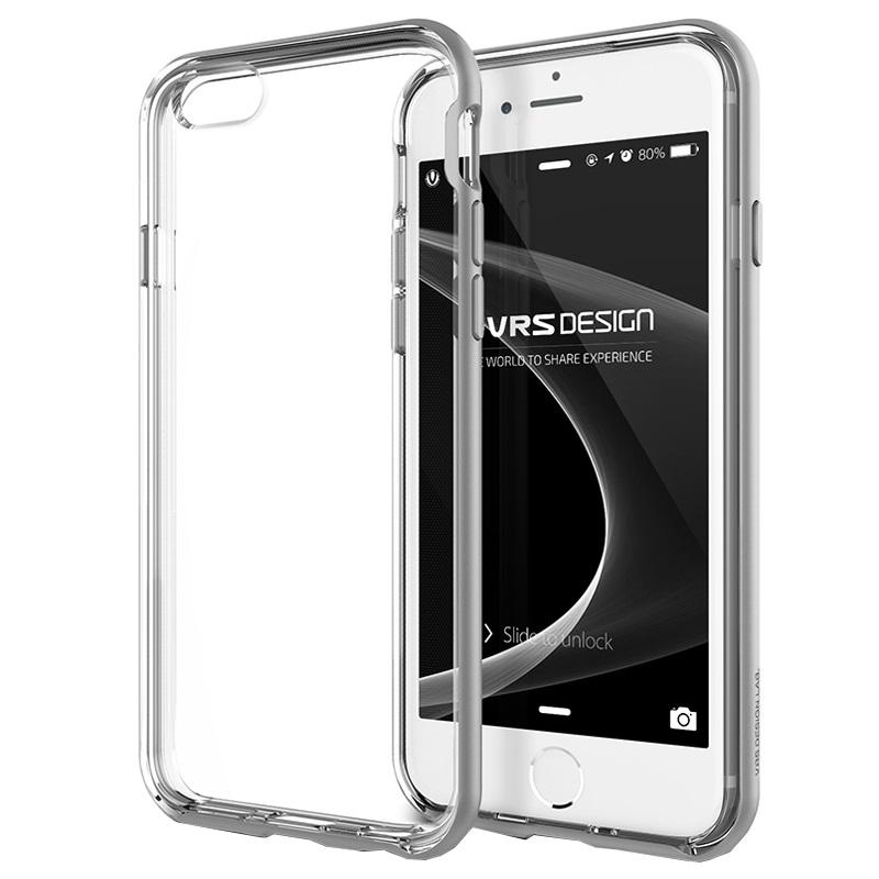 custodia iphone 6 silver