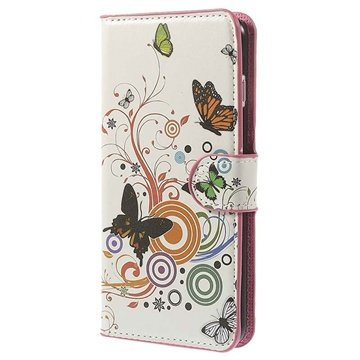 custodia iphone 7 plus farfalle