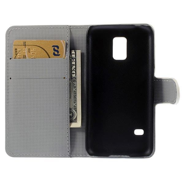 custodia portafoglio samsung s5 mini