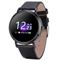 Waterproof Bluetooth Sports Smartwatch CV08C - Black