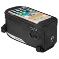Wozinsky WBB6BK Water Resistant Bicycle Case - 6.5'' - Black