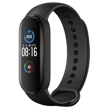 Xiaomi Mi Band 4 Waterproof Activity Tracker - 5ATM - Black