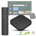 Xiaomi Mi Box S 4K HDR Androd 8.1 TV Box - Black