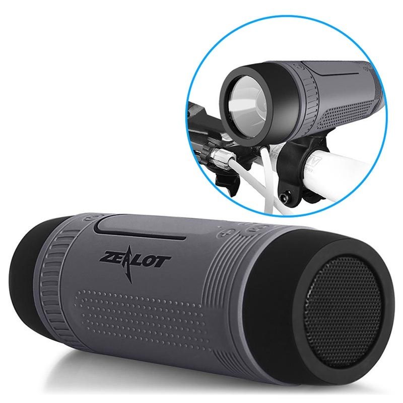 Zealot S1 6-in-1 Multifunctional Bluetooth Speaker