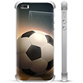 Custodia Ibrida per iPhone 5/5S/SE - Calcio