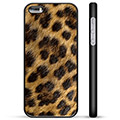 Cover Protettiva per iPhone 5/5S/SE - Leopardo