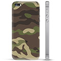 Custodia TPU per iPhone 5/5S/SE - Camouflage