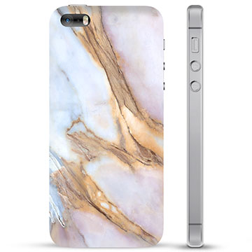 Custodia Ibrida per iPhone 5/5S/SE  - Marmo Elegante
