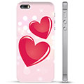 Custodia Ibrida per iPhone 5/5S/SE  - Amore