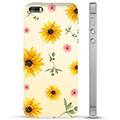 Custodia Ibrida per iPhone 5/5S/SE  - Girasole