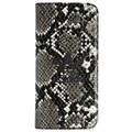 Custodia a Libro Adidas Moulded Snake per iPhone 6, iPhone 6S - Nera