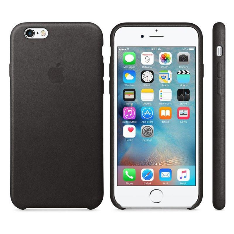 custodia iphone 6 pelle apple originale