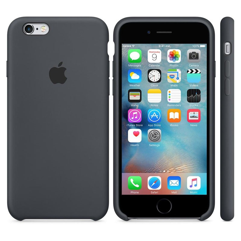 custodia apple in silicone iphone 6s