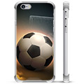 Custodia Ibrida per iPhone 6 / 6S - Calcio