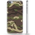 Custodia TPU per iPhone 6 / 6S - Camouflage