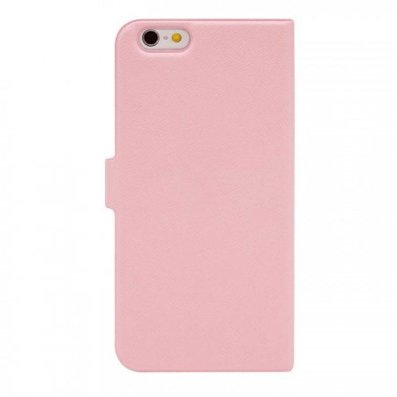 custodia iphone 6 portafoglio rosa