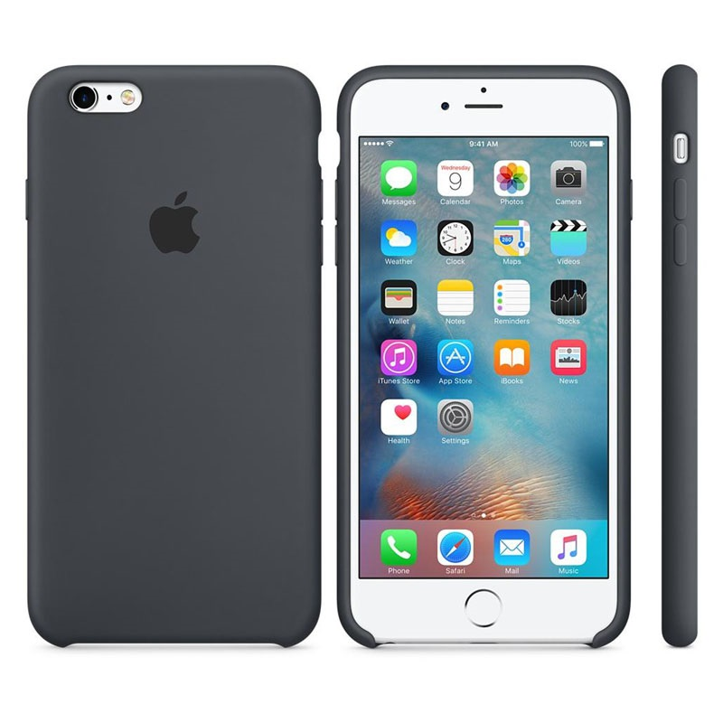 custodia apple in silicone iphone 6