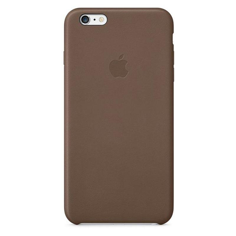apple custodia in pelle iphone 6s plus