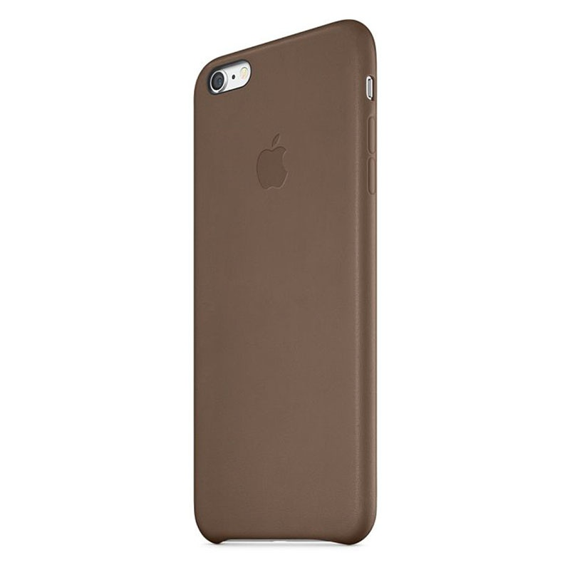 custodia iphone 6 pelle apple