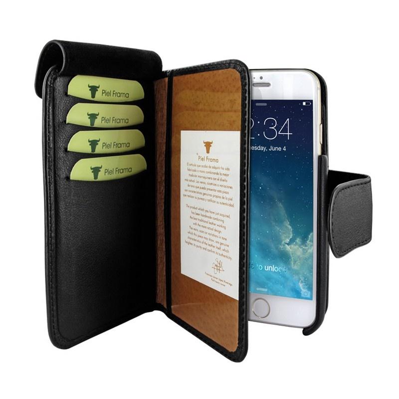 iphone 6s custodia portafoglio