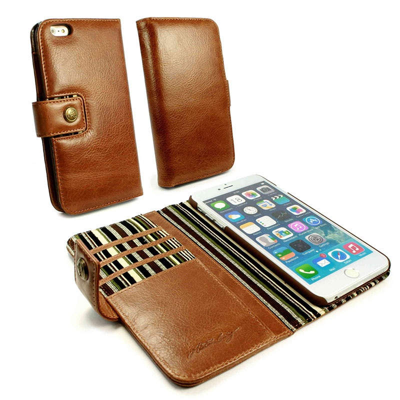 custodia vera pelle iphone 6