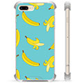 Custodia Ibrida per iPhone 7 Plus / iPhone 8 Plus - Banane