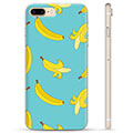 Custodia TPU per iPhone 7 Plus / iPhone 8 Plus - Banane