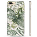 Custodia TPU per iPhone 7 Plus / iPhone 8 Plus - Tropico