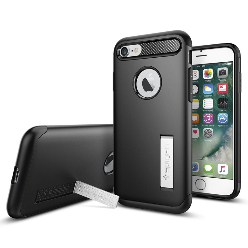 Custodia Spigen Slim Armor per iPhone 7 / iPhone 8