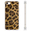 Custodia Ibrida per iPhone 7 / iPhone 8 - Leopardo