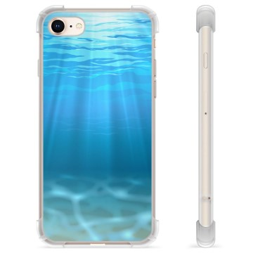 Custodia Ibrida per iPhone 7 / iPhone 8 - Mare