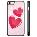 Cover Protettiva per iPhone 7 / iPhone 8 - Amore