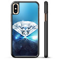Cover Protettiva per iPhone X / iPhone XS - Diamante