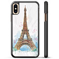 Cover Protettiva per iPhone X / iPhone XS - Parigi
