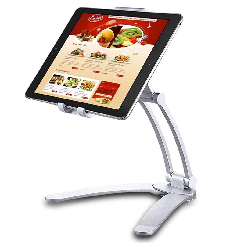 2-in-1 Multifunzionale Supporto per Tablet - 125mm-190mm